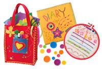 Alex - Super Embroidery Kit