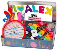 Alex - My Embroidery Kit