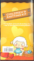 Essentials - Children's Knitting Kit