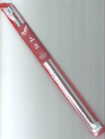 Essentials - 6mm Plastic Knitting Pins - 30cm Length - UK Size 4 (One Pair)