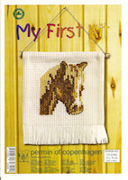 Permin - My First Kit - Cross Stitch - Brown Horse's Head