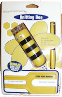 Permin - Knitting Bee and Pom-Pom Maker