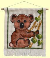 Permin - My First Kit - Cross Stitch - Koala