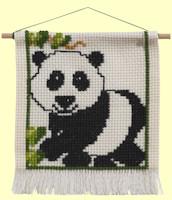 Permin - My First Kit - Cross Stitch - Panda