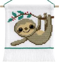 Permin - My First Cross Stitch Kit - Monkey